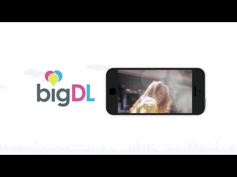 Video of bigDL (Big Deals Local)
