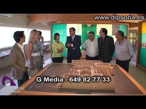 Vídeo de la villa romana en Cuevas de Soria. / Dip.