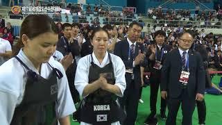 17WKC 2018세계검도선수권대회 영상