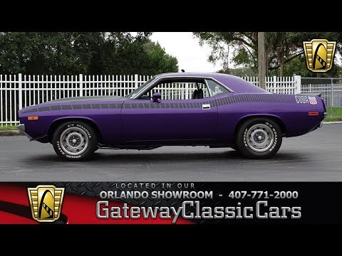 Video of '72 Barracuda - M6SH