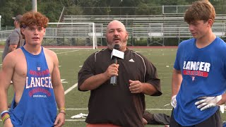 Waterford football preview: Mason Concascia and Jordan Elci