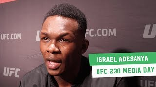 """It's a Goku-Vegeta Type Thing"" -- Israel Adesanya on Relationship With Darren Till"