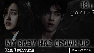 °Моя малышка стала взрослой°|аудио фанфик|BTS|Kim Taehyung|Они встретились|part-5|