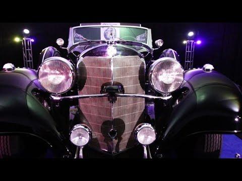 Hitler's Nazi-parade Mercedes set for US auction