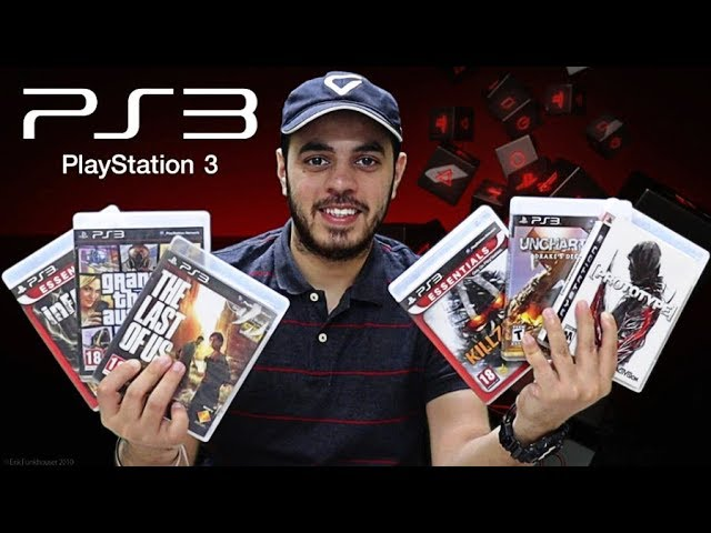 My Playstation 3 Game Collection in 2020😍 Top 10 Games to play !!