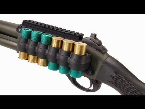 Rapid Reloading With Sureshell Shotshell Carrier