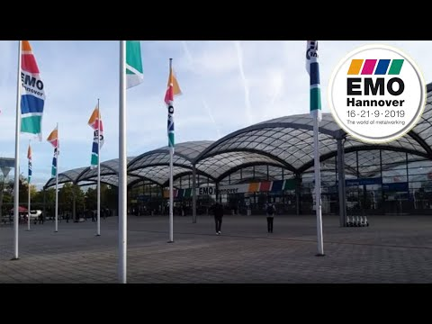 Opening Ceremony EMO Hannover 2019