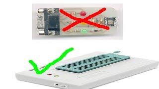 TL866A Universel USB MiniPro EEPROM FLASH BIOS✅ مراجعة للمبرمجة