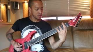 Veil of Maya (Marc Okubo) Winter is Coming Soon - Guitar Playthrough