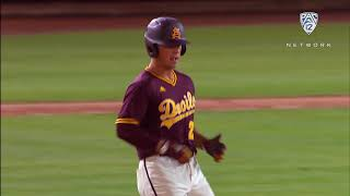 Cal Baseball: Jonah Davis bobbles pop fly, then makes miraculous barehanded catch at Arizona State
