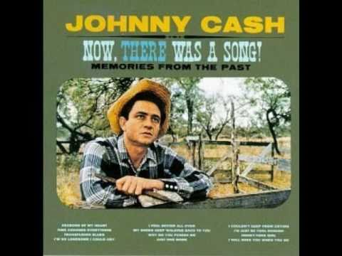Honky-Tonk Girl (Song) by Johnny Cash