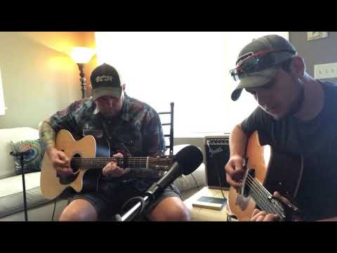 Desperate Man - Eric Church (acoustic Cover) (MUST CHECK OUT) - KBTGuitarMan