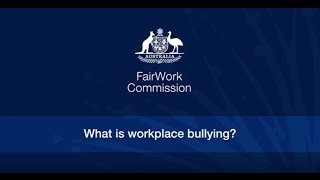 2  What is workplace bullying?
