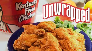 How Kentucky Fried Chicken Is Made (from Unwrapped) | Food Network