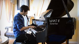 Coldplay - What If (One Man Band Cover)