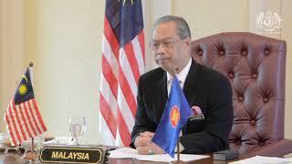 Ucapan YAB Perdana Menteri di Sidang Kemuncak ASEAN ke-36
