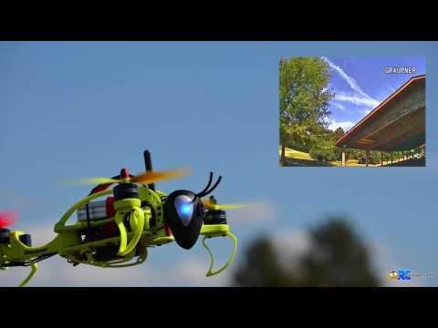 Graupner Hornet Tricopter - RCGroups Review