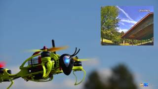 Graupner Hornet Tricopter - RCGroups Review