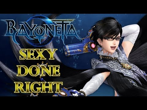 Bayonetta - Defying Tropes and Doing Sexiness Right (VIDEO ESSAY)