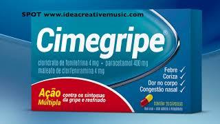 Spot Cimegripe 2018