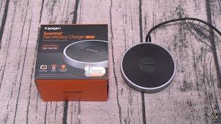 Spigen Essential Fast Wireless Charger