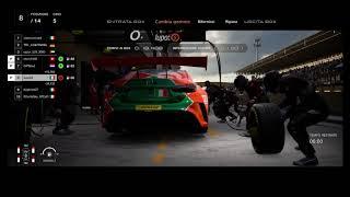 Gran Turismo™SPORT 2nd race-Viperconcept