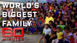 38 wives, 94 children and 33 grandchildren - Meet the world's biggest family | 60 Minutes Australia