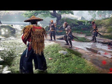 Ghost of Tsushima – Brutal Combat, Stealth & Free Roam Gameplay