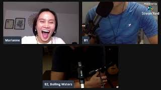 REAL MEN SERIES: Ghosting and Ninja Moves with BoilingWaters