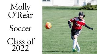 Molly O'Rear Soccer    Class of 2022   Fall 2016 Winter 2017 Highlights   Soccer Phenom ⚽