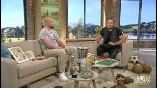 ZU GAST: Keckenbauer bestätigt Teilnahme Nostalgie Abend!