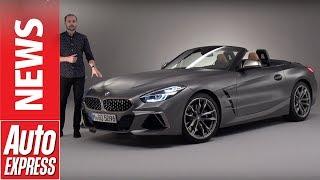 BMW Z4 (G29) 2018 - dabar