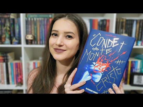 O CONDE DE MONTE CRISTO | RESENHA | CLASSICOTUBE | Patricia Lima