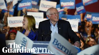 Bernie Sanders' rivals applaud his Nevada caucus win