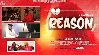 Reason | (Official Video) | J Barar | Latest Punjabi Songs 2020 | Jass Records