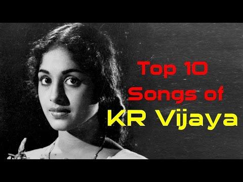Top 10 Romantic Songs of KR Vijaya   Tamil Movie Audio Jukebox