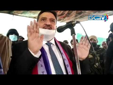 Altaf Bukhari says only Indian govt can resolve Kashmir issue