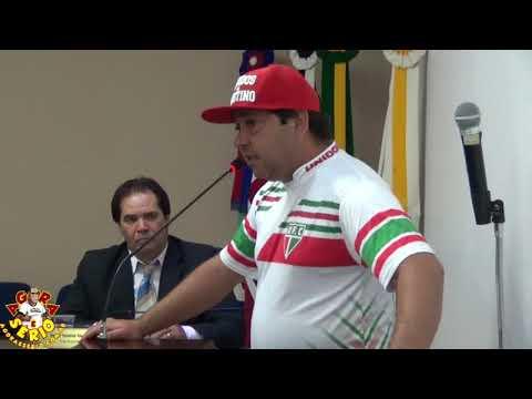 Tribuna Antena da Escolinha de Futebol do Unidos da Favela do Justinos dia 10 de Outubro 2017