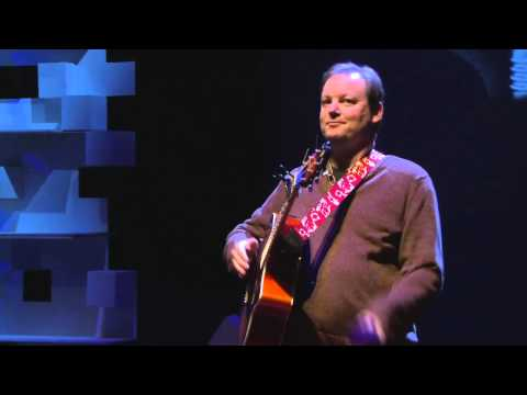 When you have no house, build a home: Dave Martin at TEDxFortMcMurray