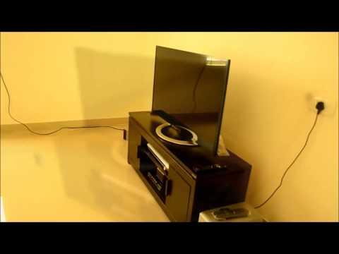 SONY W800A BRAVIA Full HD 3D TV UNBOXING VIDEO
