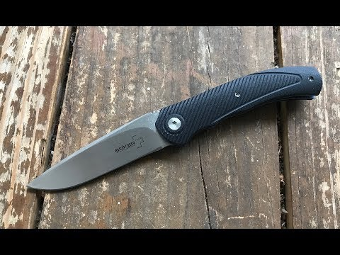 The Boker A2 Mini Pocketknife: The Full Nick Shabazz Review