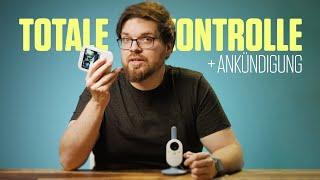 Wie gut ist ein Video-Babyphone: Philips Avent SCD845/26 2 Jahre im Test