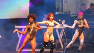Jade Baraldo @ Queremos! Festival: Bam Bam Bam!