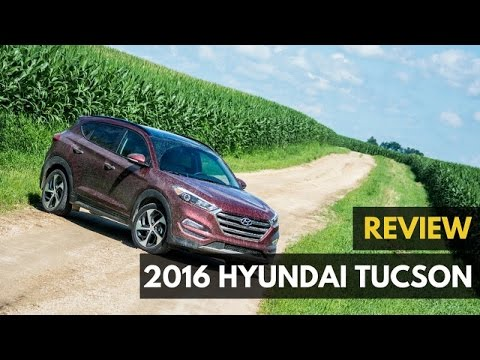Hyundai Tucson 2016 Review: Beating a Porsche Cayenne (Extended Edition) - Gadget Review