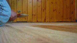 DIY 109  Refinishing Wood Floors  Putting On Finish  Part 3 Of 3