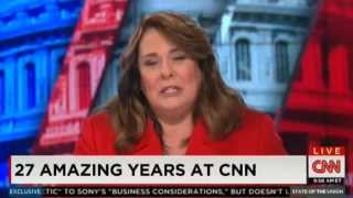 Candy Crowley farewell message on CNN