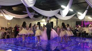 Best Beauty and the Beast Quinceañera Vals 2018