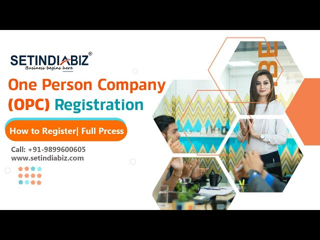 Process of OPC Registration Video