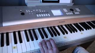 "Easy-to-Play Piano ""Do Not Be Afraid"" - (Matt McCoy)"
