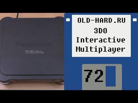 Panasonic 3DO FZ-1 (Old-Hard №72)